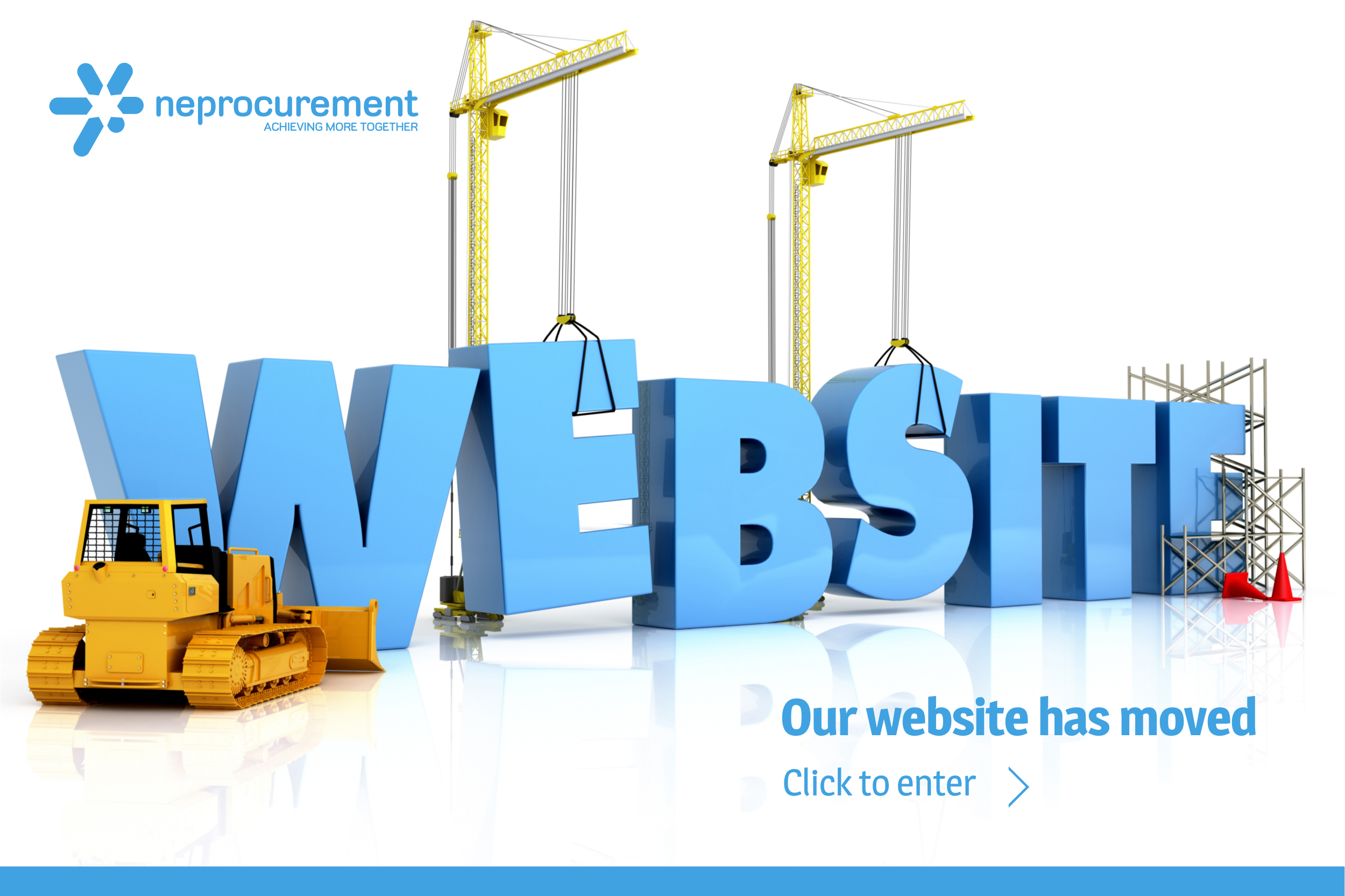 Our website has moved: click to enter.